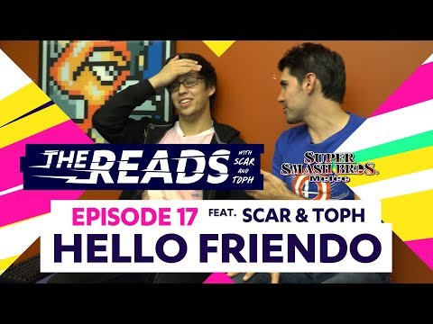 The Reads With Scar & Toph Episodes #17 Ft Scar & Toph