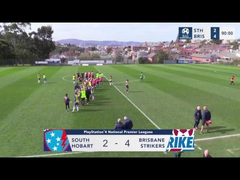 PS4 NPL 2017 Elmination Final - South Hobart v Brisbane Strikers