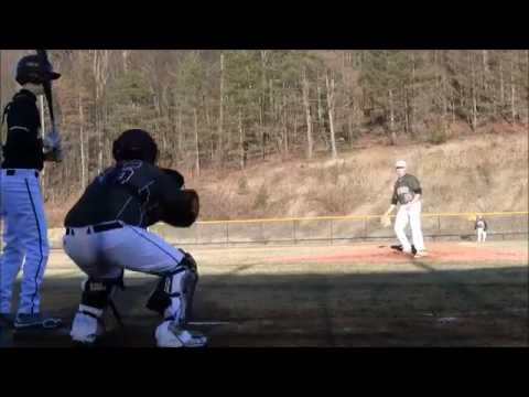 LHP Dylan Cyphert | vs. Venango Catholic High School | March 24, 2015
