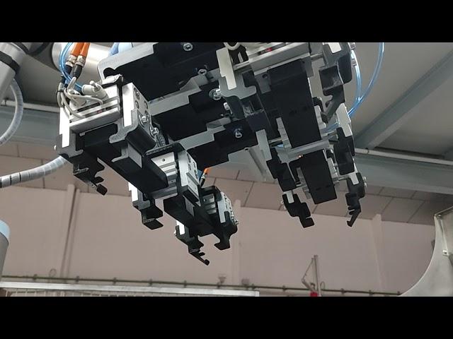 Manipulador de robot colaborativo