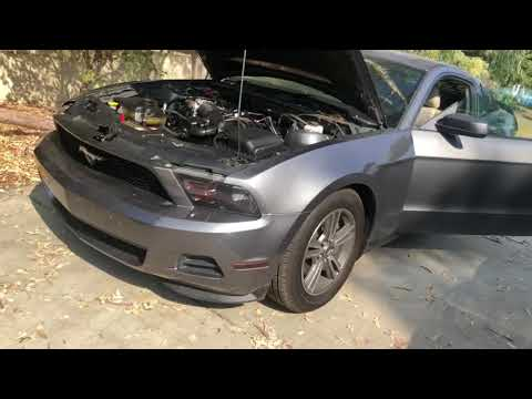 EVAP Purge Valve Replacement for Error Code P0456 on 2011-2014 V6 Mustang
