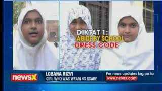 Barabanki missionary school bars headscarf; administration sent notice to girl's parents