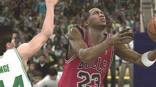 Recreating Michael Jordan