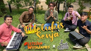 Download Lagu Budi Doremi - Melukis Senja (Kalimba Version) with #LetsJamWithJames mp3