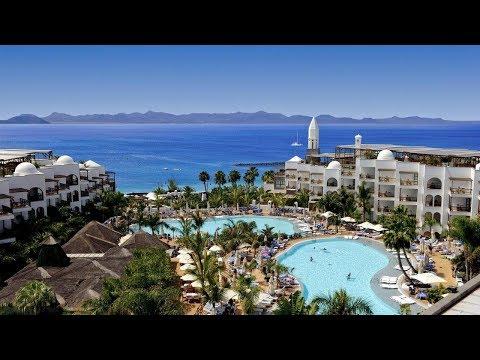 Top 10 Oceanfront Hotels & Resorts In Lanzarote, Canary Islands, Spain