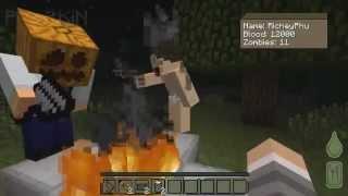 Minecraft - DayZ Survival - เอาชีวิตรอด SpeedUp (P.1)