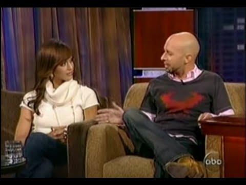 """Neil Strauss """"Picks Up"""" on Jessica Alba- Jimmy Kimmel show"""