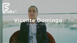 Entrevista a Vicente Domingo - Director CEMAS - Ftalks'20 (KM ZERO Food Innovation Hub)