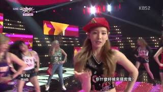 vuclip 【HD繁中字】130705 少女時代 SNSD - I Got A Boy @ Music Bank 年中結算