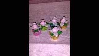 How make Reeses Rose treats. Thumbnail