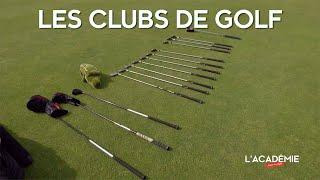 Règles de Golf : les clubs de golf (n°1)