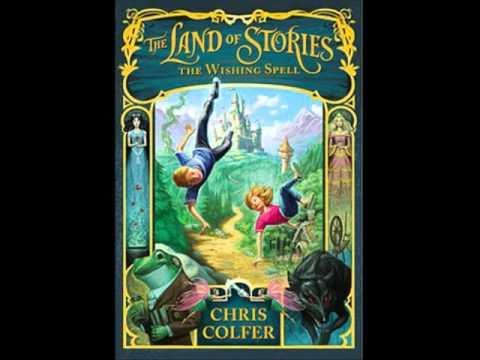 land of stories 3 audiobook