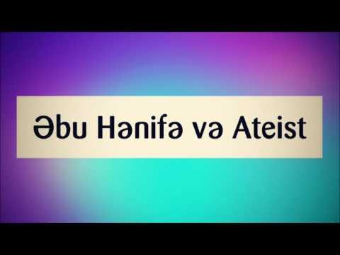 Əbu Hənifə və Ateist || Abu Zeyd