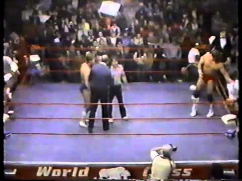 Kerry Von Erich vs Chris Adams 1/11/85