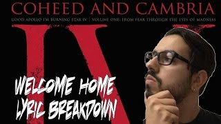 Welcome Home (Coheed and Cambria song) - WikiVisually