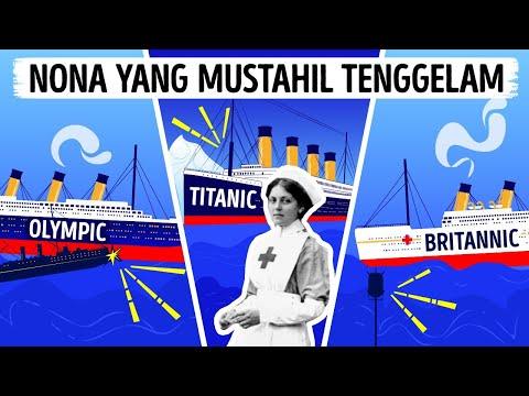 Wanita yang Selamat dari Tiga Kecelakaan Kapal