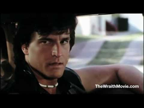 The Wraith Movie Trailer 1986 HD - YouTube