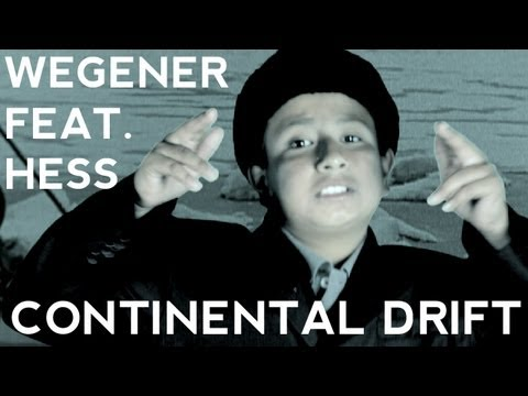 Alfred Wegener vs. The Fixists (Continental Drift) - Science History Battle Rap