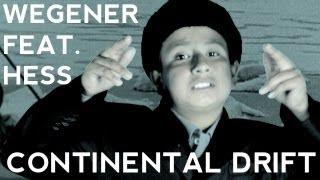 Alfred Wegener vs. The Fixists (Continental Drift) - Science History Battle Rap