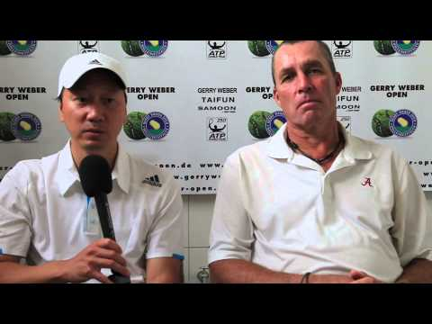 Roland Garros 2014 Saturday Chang Lendl Final Preview