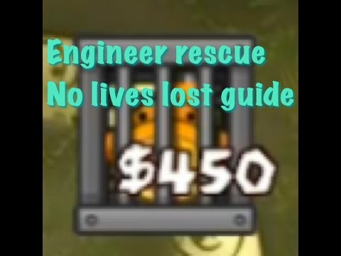 Bloons Monkey City Engineer Rescue mission guide