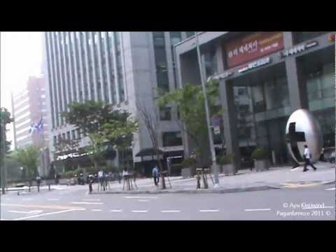 A Tour in Jamsil Financial District - Seoul