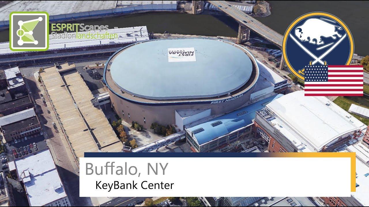 keybank center buffalo ny wwe