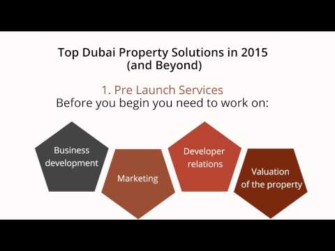 Top Dubai Property Solutions in 2015