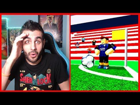 REACCIONANDO A LA GRAN FINAL DE FUTBOL DE ROBLOX | Soccer Champions