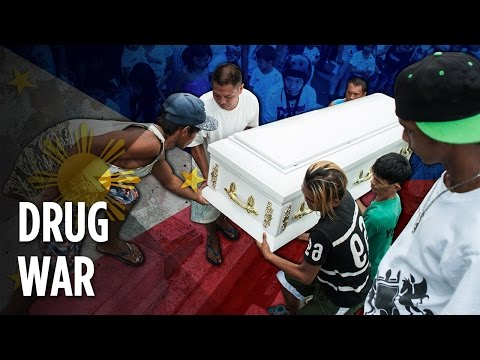 What Is Fueling The Philippines' Violent Drug War?