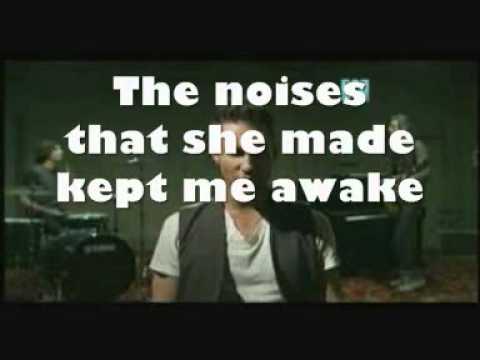 Maroon 5- Won't Go Home Without You lyrics