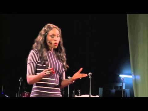 Are you human? You need growth! | Gena West | TEDxAccra