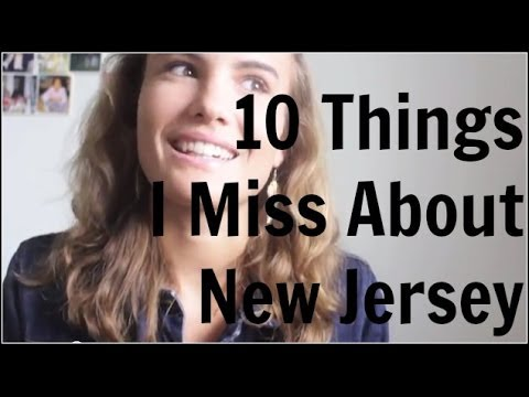 10 Things I Miss About New Jersey