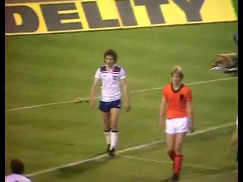 1982: England V Netherlands