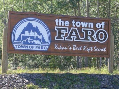 2013 Road Trip to Faro, Yukon Territory, Canada