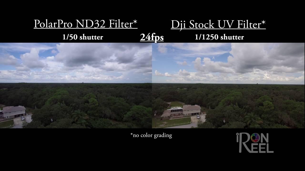 Найти фильтр nd32 dji взлетная площадка для коптера phantom 4 pro
