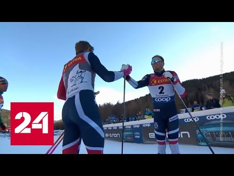 Биатлониста Устюгова лишили золота Олимпиады в Сочи из-за допинга - Россия 24