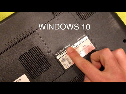 ⭕️ НОУТБУК DELL INSPIRON N5110 на WINDOWS 10 ⭕️ ОБНОВЛЯЕМСЯ