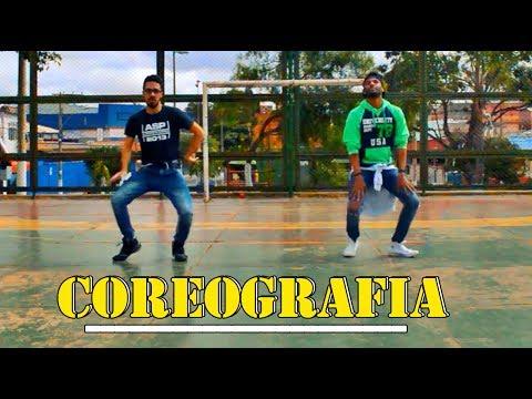 Cariúcha - No Funk Ninguém Dança Mais Do Que As Bichas ( COREOGRAFIA Oficial do Videoclipe )