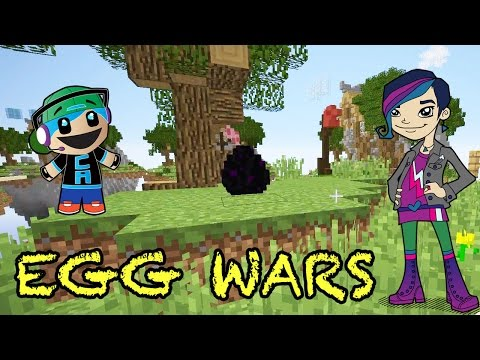 Minecraft EGG WARS / SAVE THE BABY / Radiojh Audrey