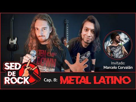 🍻SED DE ROCK #8 - METAL LATINO 🎸