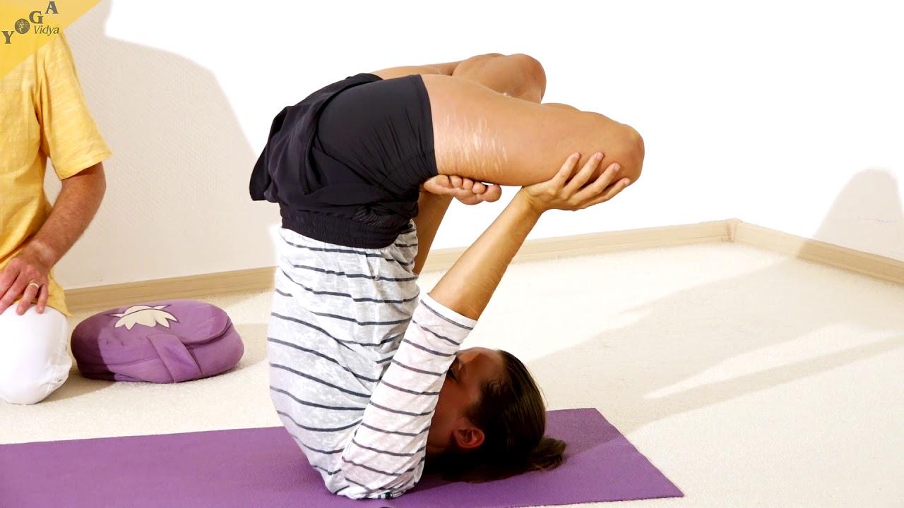 Sarvangasana – Yogawiki