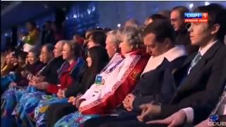 позор медведев заснул на открытие олимпиады в сочи http www youtube com watch v ghvjfvzttly