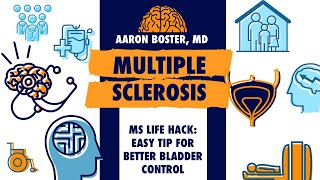 Multiple Sclerosis Bladder Control: Try This Tip (It Works!)