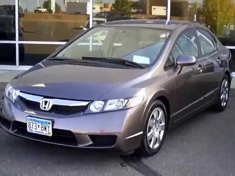 2010 Honda Civic LX *Certified*