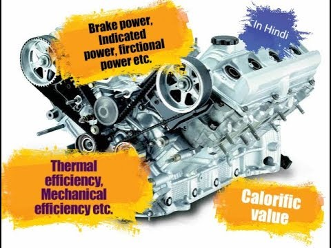 5) ENGINE PERFORMANCE PARAMETERS (In HIndi)