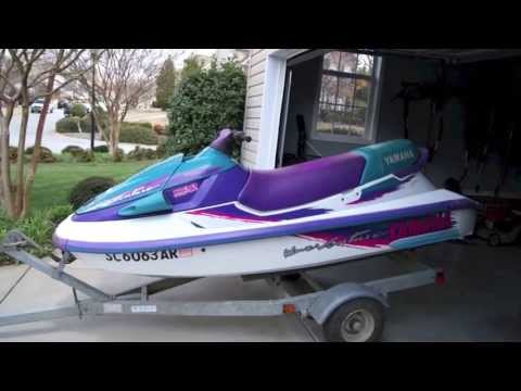 1996 Yamaha Waveventure 1100 Rebuild and Restoration