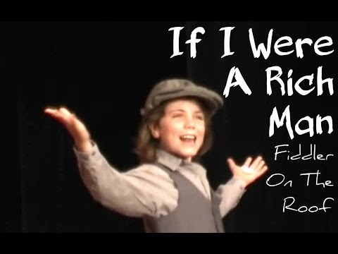 If I Were A Rich Man Fiddler On The Roof Youtube