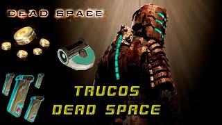 """SÚPER TRUCOS PARA DEAD SPACE: NODOS, CRÉDITOS Y MÁS """"XBOX 360 Y ONE"""""""