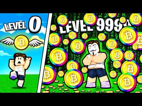 Mining 9999+ BITCOINS! - Roblox Bitcoin Miner